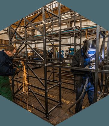 Konstrukcje stalowe i detale