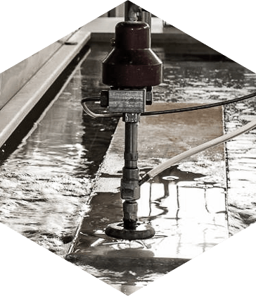 WATERJET Ciecie strumieniem wody